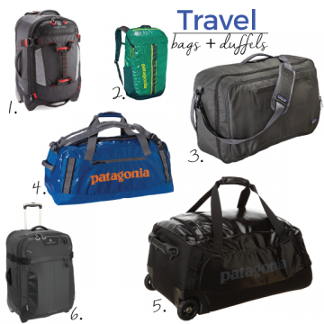 Off Season Travel: Bags & Accessories