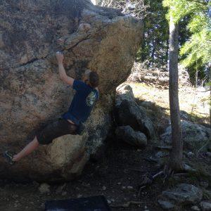 Jenny Lake Boulders